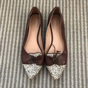 Sole society flats size 8